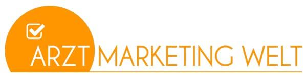 Logo Arzt Marketing Welt