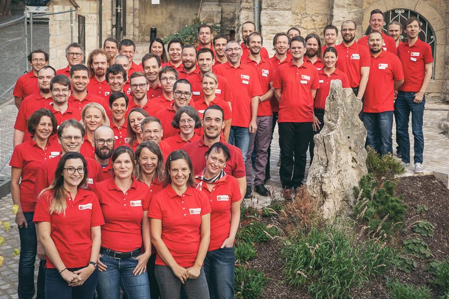zollsoft Team Gruppenfoto